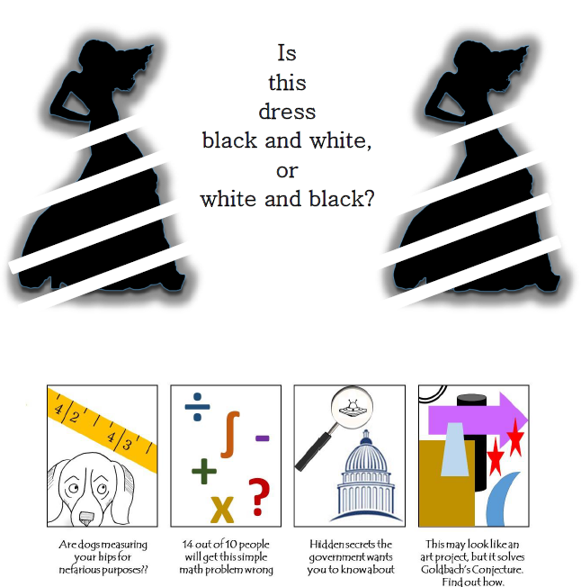 Is this dress black and white or white and black?